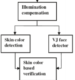 the block diagram of the proposed face detection method  [ 850 x 1494 Pixel ]