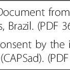 (PDF) Association between severity of illicit drug
