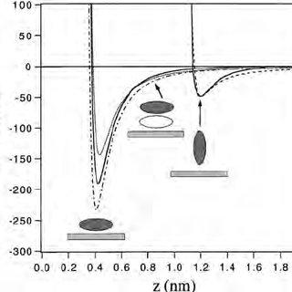 Surface density ͑ a ͒ and order parameter ͑ b ͒ vs