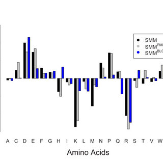 The peptide:MHC binding energy covariance (PMBEC) matrix
