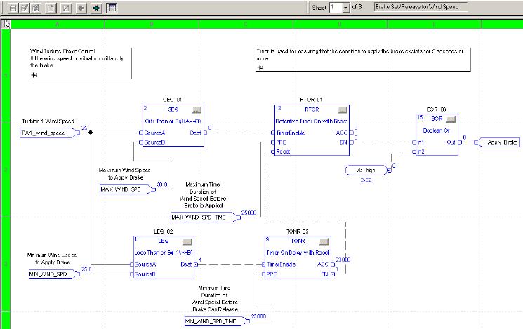 Siemens Plc Functional Block Diagram Plc Function Block Programming Brake Control Download