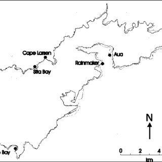 Non-metric MDS of fish densities of trophic guilds in