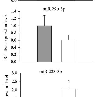 Validation by Q-RT PCR and correlation with next