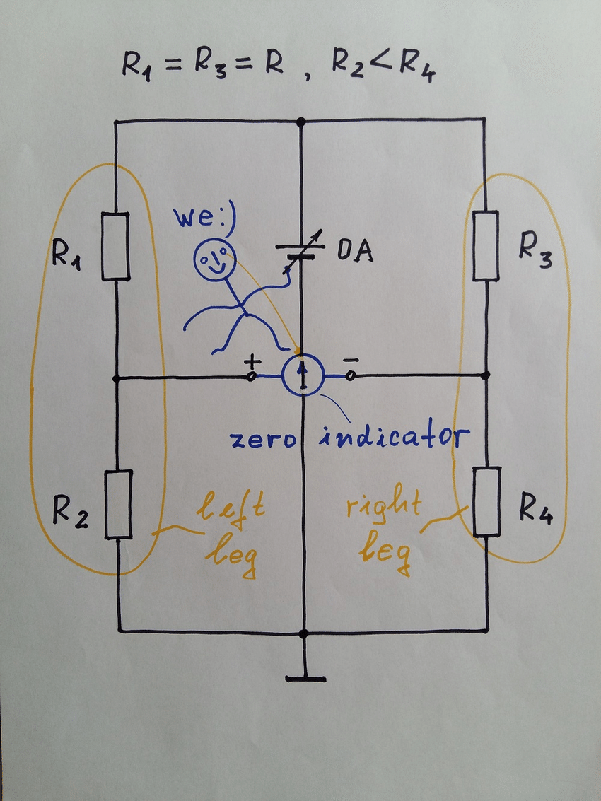 Us Adjust The Resistance Between Two Points In A Circuit