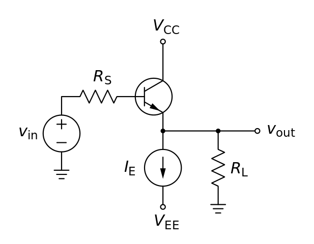 File Common Emitter Amplifier Svg