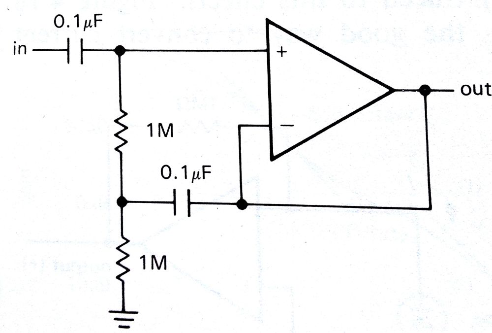 medium resolution of op amp bootstrapping jpg341 90 kb