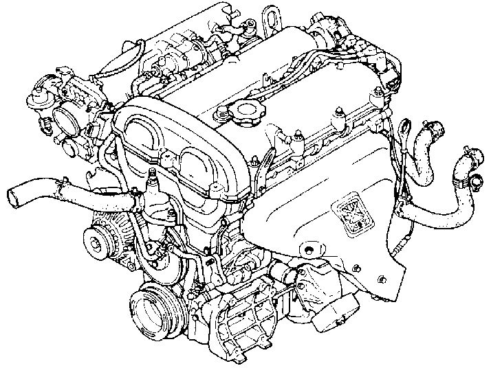 [DIAGRAM] 2003 Mazda 6 Engine Diagram FULL Version HD