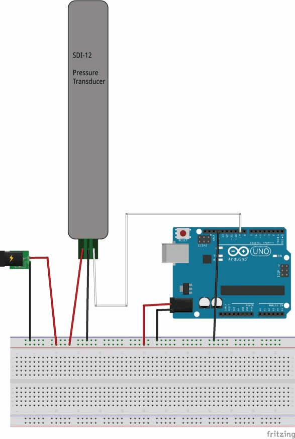 honeywell pressure transmitter wiring diagram 1993 jeep cherokee sport radio transducer diagrams for sdi 12 and arduino rh researchgate net gems