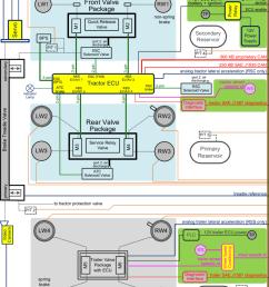 schematic electrical block diagram hardware room  [ 850 x 1139 Pixel ]