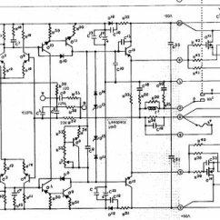 Audio Spectrum Analyzer Circuit Diagram 2001 Ford Mustang Gt Radio Wiring Schematic Hafler Dh500 Power Amplifier On Channel Shown 9