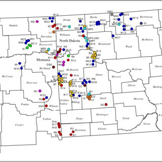 (PDF) Williston Basin petroleum systems: Inferences from