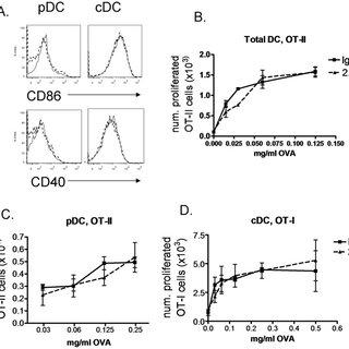 A. Purified CD69+/+ or CD69−/− OT-I CD8+ T cells were CFSE