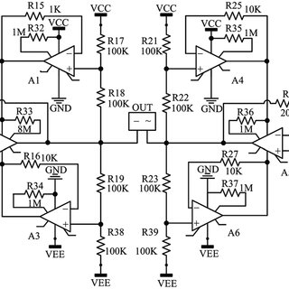 (PDF) A Cascaded Linear High-Voltage Amplifier Circuit for