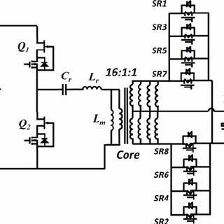 (PDF) LLC Resonant Converter With Matrix Transformer