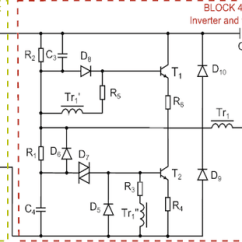 Advance Sign Ballast Wiring Diagram Jeep 4 0 Serpentine Belt Electronic Circuit Pdf Free For You Typical Compact Flash Lamp 10 15 Rh Researchgate Net T8 Voltage