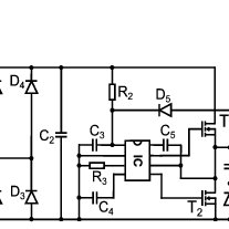 Typical Compact Flash Lamp Ballast Circuit [10,15] Compact