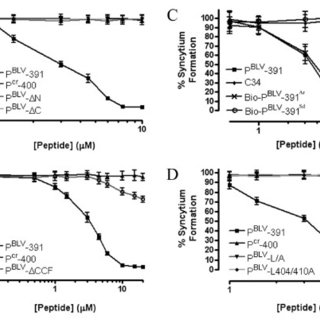 Deletions or substitutions of specific amino acids in PBLV