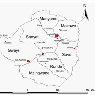 (PDF) Groundwater Resources of Zimbabwe: An Assessment of