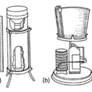 Schematic diagram of a typical tipping bucket rain gauge