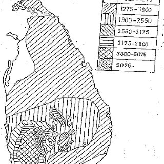 (PDF) The Lowland Dry Zone of Sri Lanka; Site for Study of