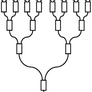 Top view of the calculated EM field evolution through a