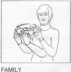 Lsf sign language