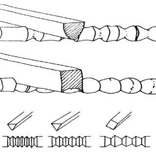 Blow-pipes or parts of a bellow from Kunszentmiklós