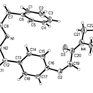 Figure 2. Docking model of donepezil in the active site of