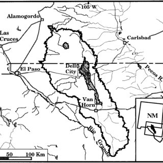 (PDF) Timing and Extent of Late Quaternary Paleolakes in