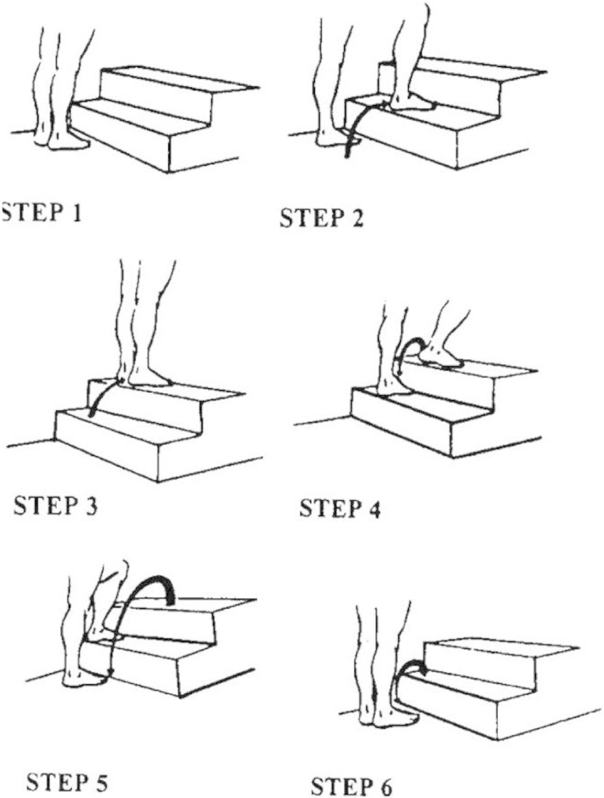 Step Test and Exercise Prescription (STEP™) protocol
