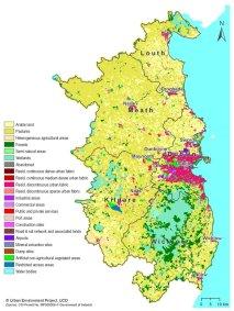 7 Moland Model: Actual Land Use in 2006 | Download Scientific Diagram