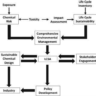 Risk management strategy for life cycle sustainability