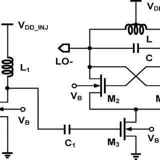 Block diagram of the mm-wave direct-conversion transceiver