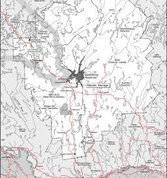 location map of baskatong reservoir qu bec canada download scientific diagram [ 850 x 1150 Pixel ]