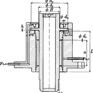 Schematic of the rheoscope: 1. Drive unit, 2. Play-free