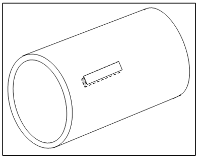 Uniaxial Fatigue of HDPE-100 Pipe. Experimental Analysis