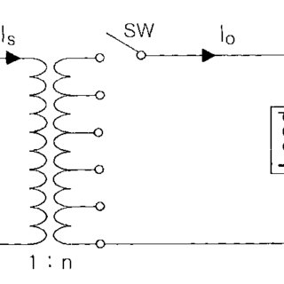 (PDF) Step-up/down AC voltage regulator using transformer
