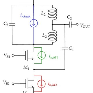 Schematic of the oscillator circuit topologies: (a) single