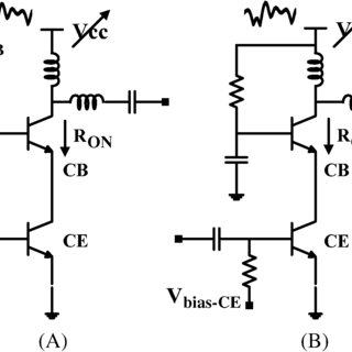 Simplified circuit schematic of the hysteretic comparator