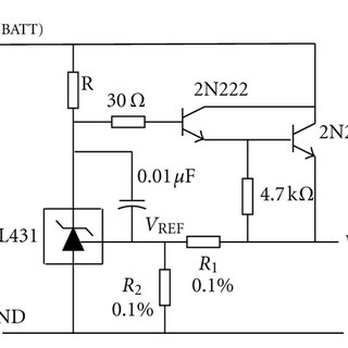 The schematic diagram for the wireless sensor system