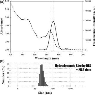 (PDF) Biocompatible Quantum Dot Nanocolloids Stabilized by