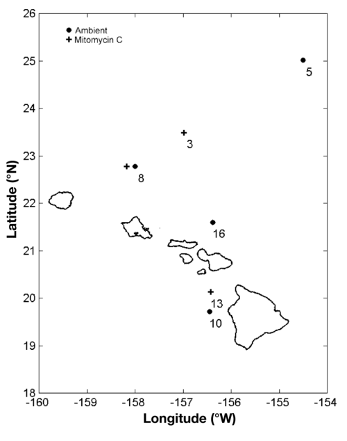 small resolution of stations sampled from the rv kilo moana in september 2002 for ambient d