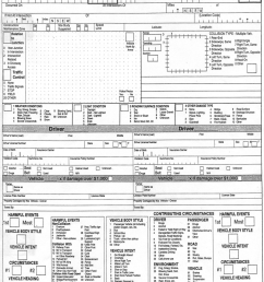 standard accident report form arf  [ 850 x 1086 Pixel ]