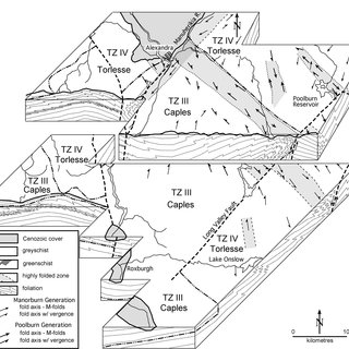 (PDF) A 3-dimensional section through the Otago Schist