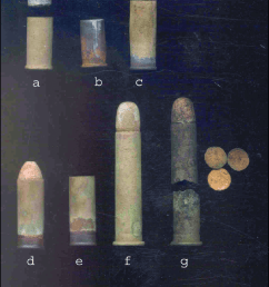 miscellaneous cartridges and cases a smith and wesson russian bullet and case  [ 850 x 1162 Pixel ]