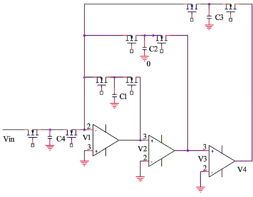 Capacitor As A Filter Circuit
