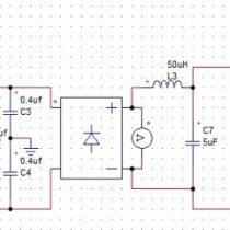 Modified Half Bridge Resonant Inverter circuit using