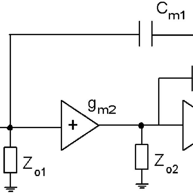 (PDF) Single Miller capacitor frequency compensation