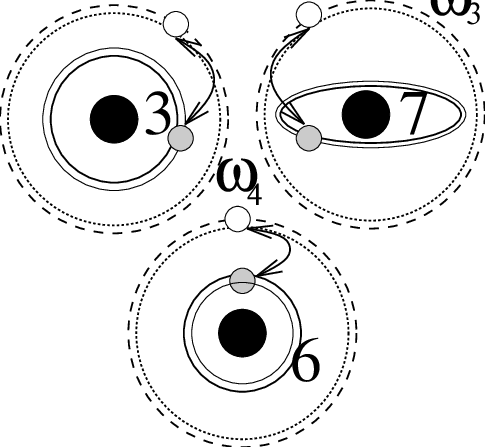 A toy device, composed of 9 Rydberg atoms, which can