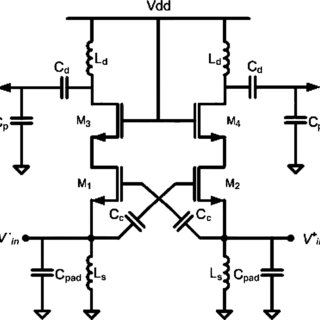 (PDF) A capacitor cross-coupled common-gate low-noise